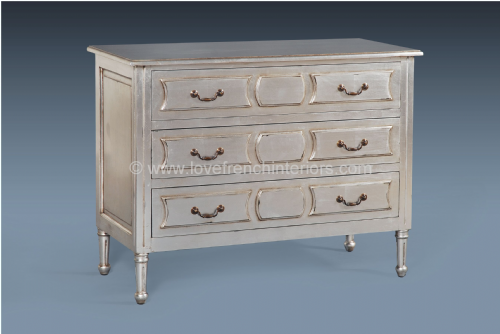 Isabelle Three Drawer Chest